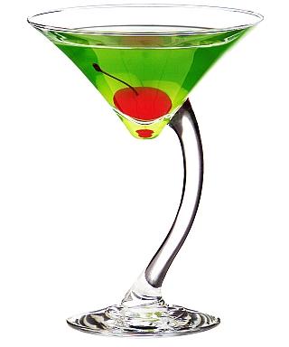 Green Apple Martini Recipes — Dishmaps